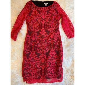 Lace dress NWOT